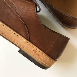 GUCCI Men's Leather Loafers - RARE